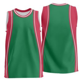 Sublimated Basketball Singlet 001 - Custom Made Uniforms