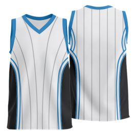 Sublimated Basketball Singlet 006 - Custom Made Uniforms