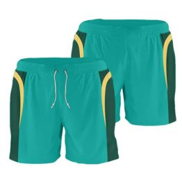 Sublimated Soccer Shorts 004 - Custom Made Uniforms
