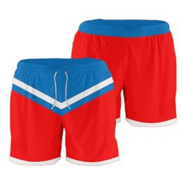 Sublimated Soccer Shorts 002 - Custom Made Uniforms